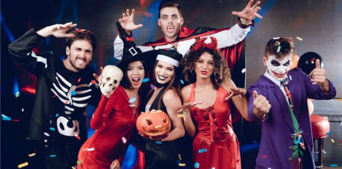 Photo: Halloween party / Shutterstock