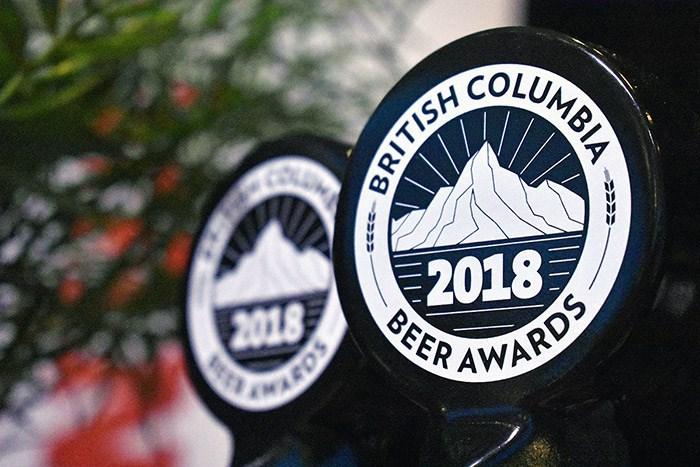 The 2018 British Columbia Beer Awards. Photo Rob Mangelsdorf