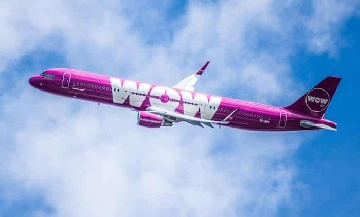 Photo: WOW air /