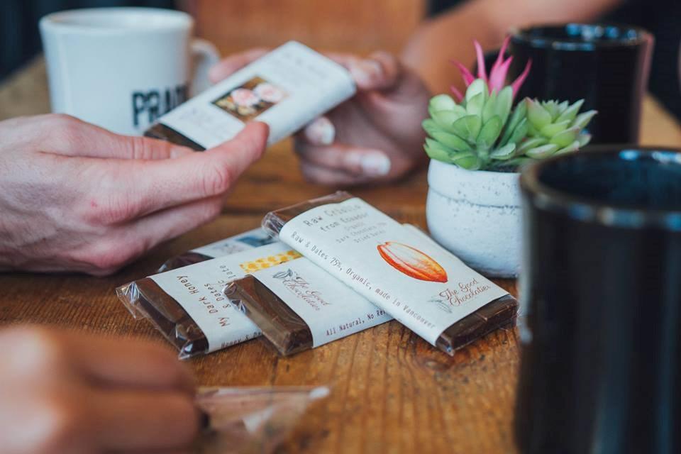 The Good Chocolatier Facebook
