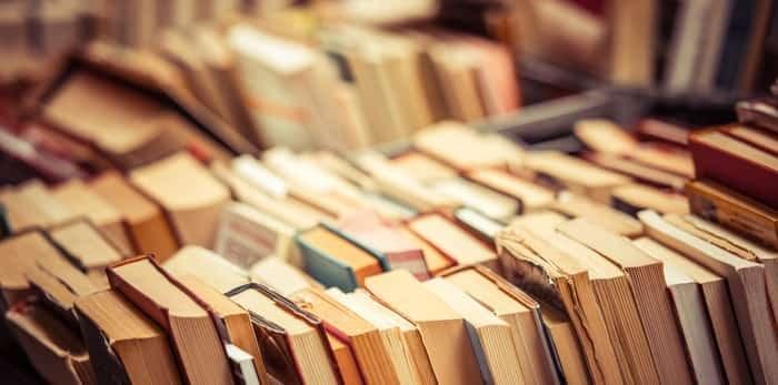 Books / Shutterstock