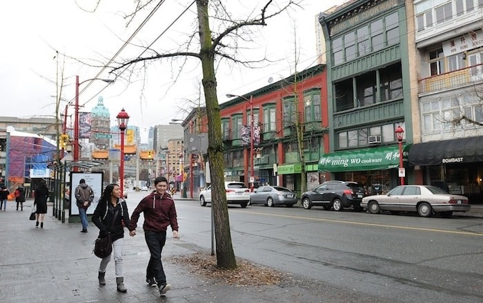 The City of Vancouver's Chinatown Transformation Team will work with the community to create a plan aimed at preserving the living heritage and culture in Chinatown. Photo Dan Toulgoet