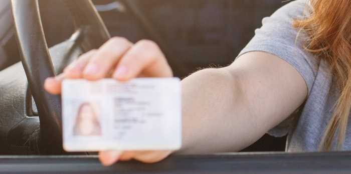 The B.C. Securities Commission will soon be able to direct ICBC to refuse to issue or renew a driver's licence or licence plates to market violators who owe money. Photo: Drivers licence/Shutterstock