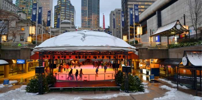 Robson Square / Shutterstock