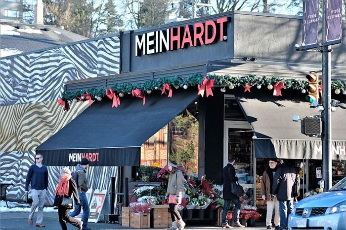 Meinhardt Fine Foods
