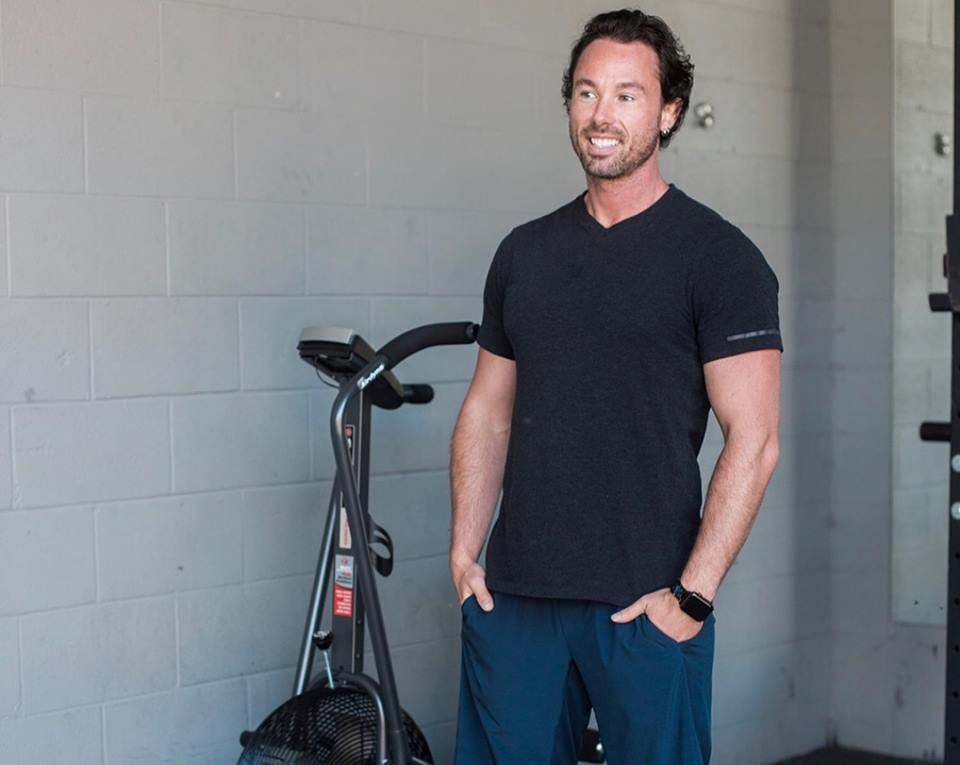 David Turnbull, owner of TurnFit Personal Trainers