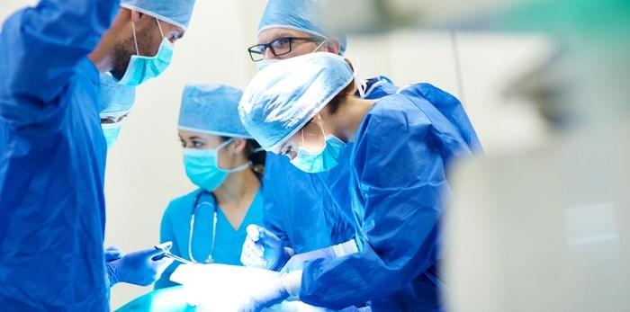 Surgery/Shutterstock
