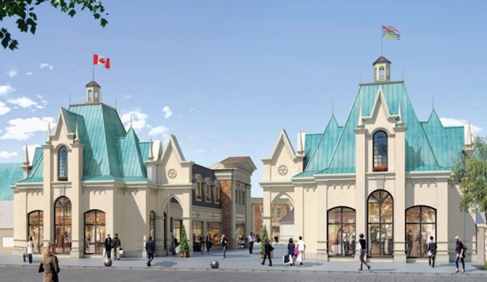 McArthur Glen Designer Outlets (Richmond News file photo)