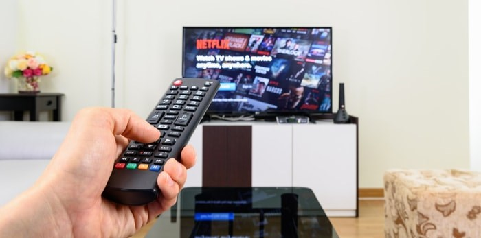 Netflix (William Potter / Shutterstock.com)