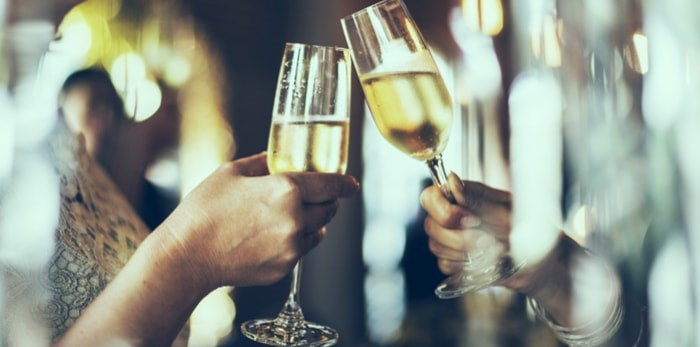 Champagne/Shutterstock