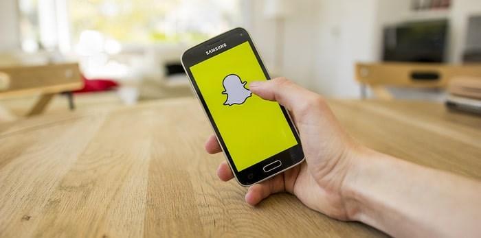 Snapchat (ThomasDeco / Shutterstock.com)