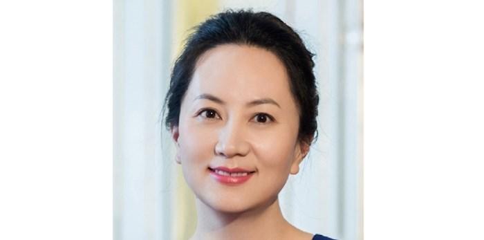 Huawei's CFO Wanzhou Meng