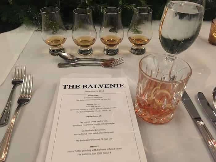 At the Balvenie afterparty whiskey tasting: Vancouver Is Awesome / Elana Shepert