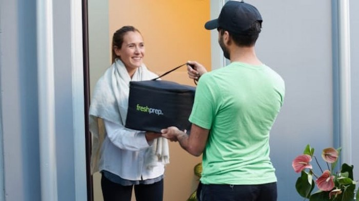 Fresh Prep currently delivers meals throughout Victoria and Metro Vancouver (Photo courtesy Fresh Prep)