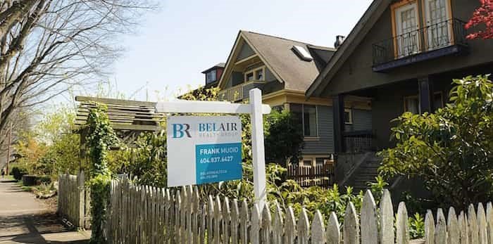 One of every five homes sold in Canada is purchased by a newcomer to the country. File photo by Dan Toulgoet