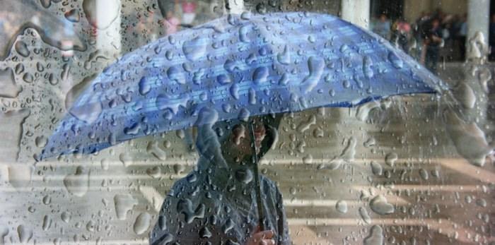 Heavy rain/Shutterstock