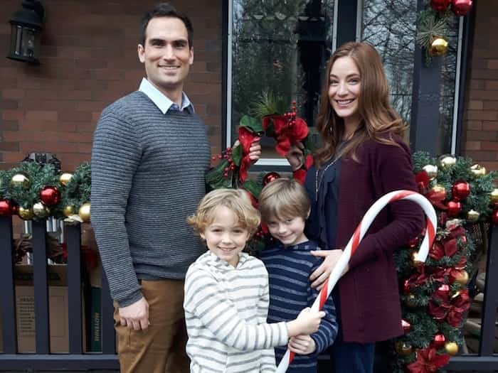 Vancouver actor Giles Panton has worked on five Christmas movies this year alone, including three for Hallmark: A Gingerbread Romance, It's Christmas, Eve and A Godwink Christmas.