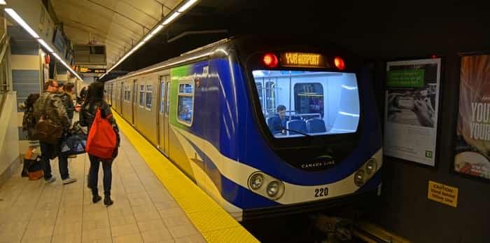 Canada Line / Shutterstock