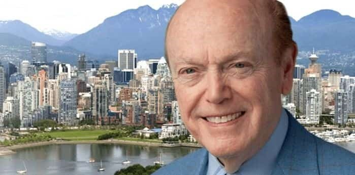 James Pattison's family is the wealthiest in B.C., with a total net worth of $5.7 billion in 2016 | BIV files