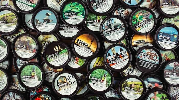Lush Charity Pot UK /
