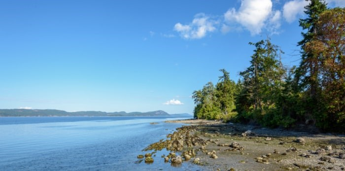 Salt Spring Island/Shutterstock