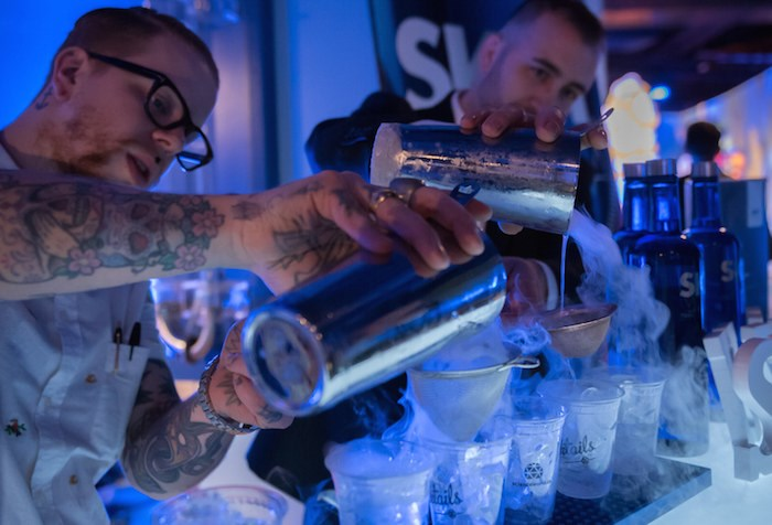 Science of Cocktails 2018 (Photo courtesy Science World)