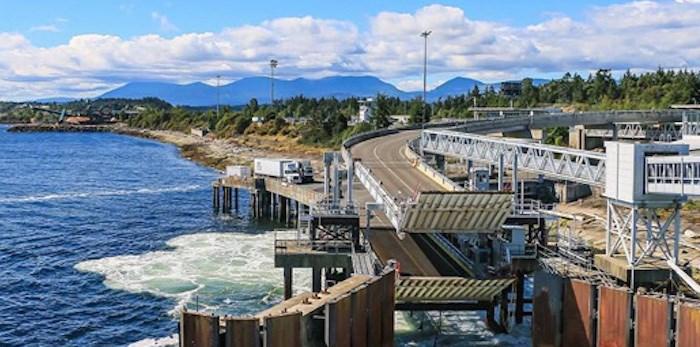 Duke Point ferry terminal (BC Ferries)