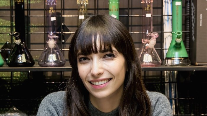 Cannabis Culture principal Jodie Emery says her company has faced numerous hurdles in attempting to secure retail licensing in the city of Vancouver (Photo by Chung Chow/Business In Vancouver)