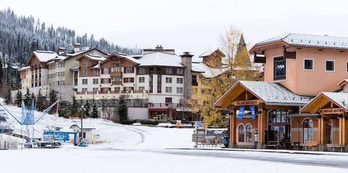 Sun Peaks Resort /