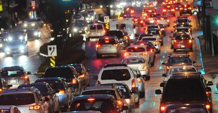 Metro Vancouver planners predict another one million people will be living in an already congested and expensive region by 2050. Photo Dan Toulgoet