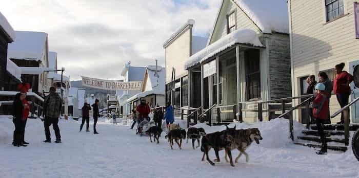 Barkerville Historic Town & Park /