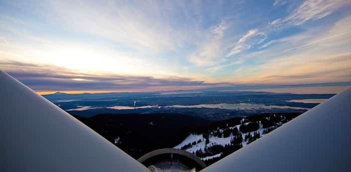 Photo: Grouse Mountain