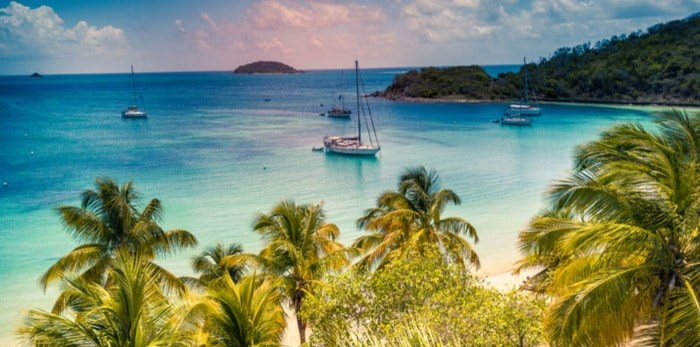 St. Vincent and the Grenadines/Shutterstock