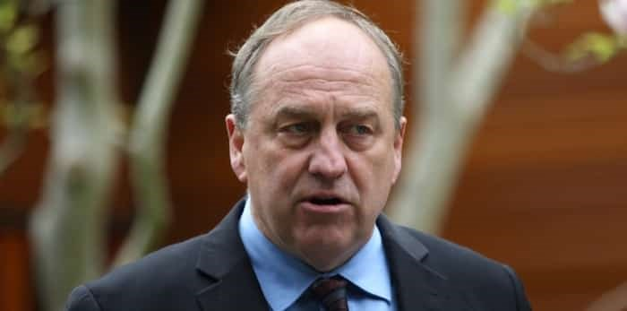 B.C. Green party leader Andrew Weaver Photograph By CHAD HIPOLITO, THE CANADIAN PRESS