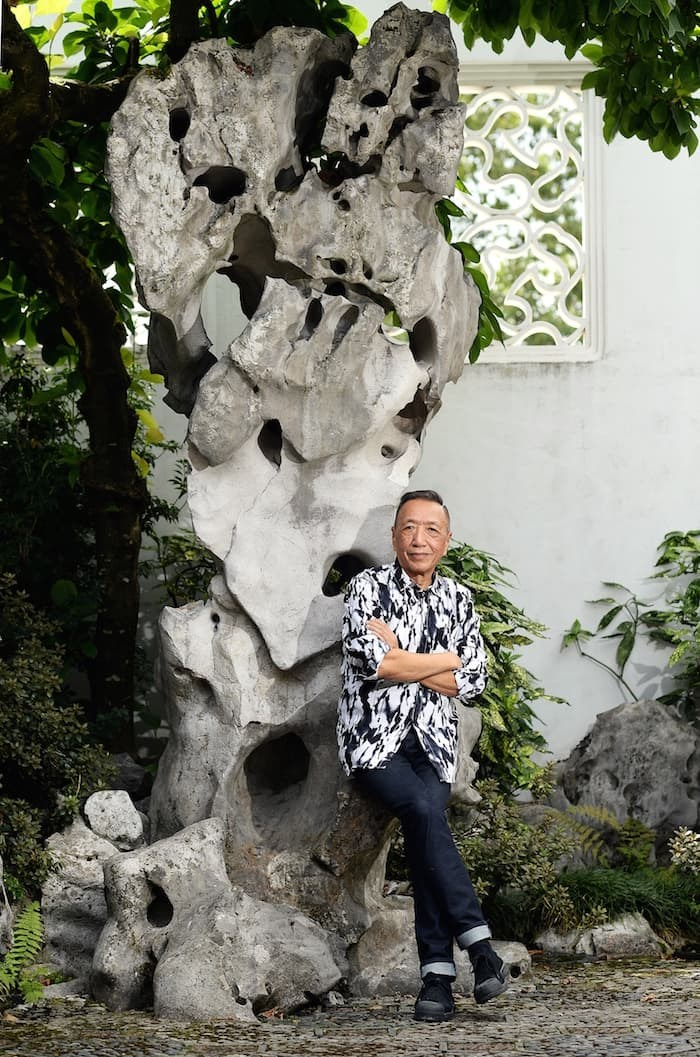 The 淑芳你好嘛 (Suk-Fong Nay Ho Mah) / Suk-Fong, How Are You? exhibit by artist Paul Wong is a highlight of the Lunar New Year celebrations at Dr. Sun Yat-Sen Classical Chinese Garden. Photo Jennifer Gautier