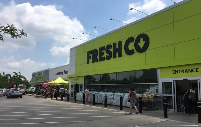 A FreshCo grocery store (Photo courtesy Sobeys)