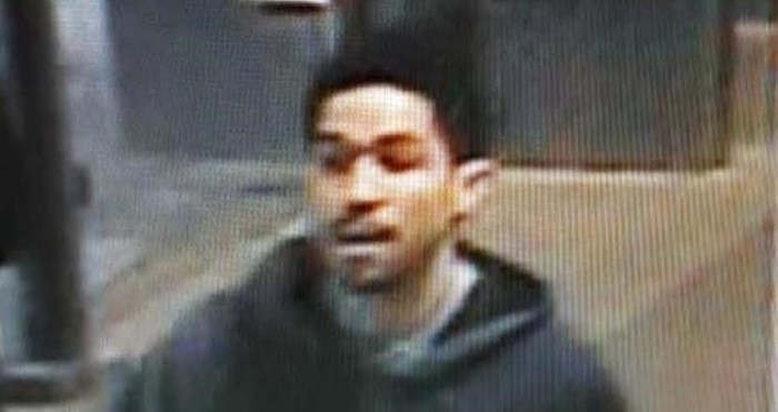 Daon Gordon Glasgow, suspected in the shooting of a transit officer, is shown in this image provided by the Surrey RCMP Media Relations Unit. THE CANADIAN PRESS/HO-Surrey RCMP Media Relations Unit.