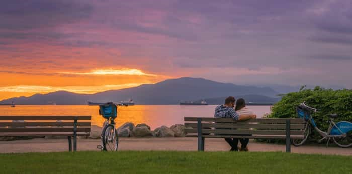 Vancouver Ranks Among The Best Cities To Find Love In The World