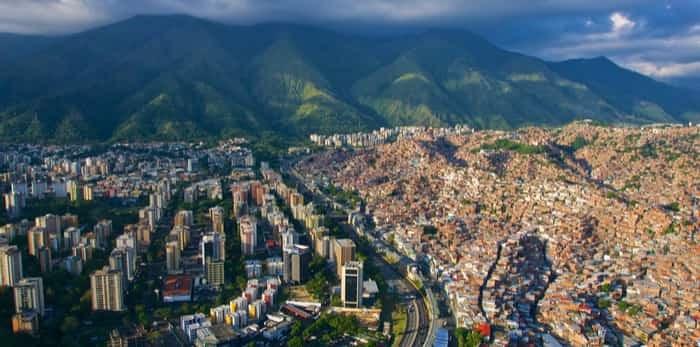 Caracas Venezuela / Shutterstock