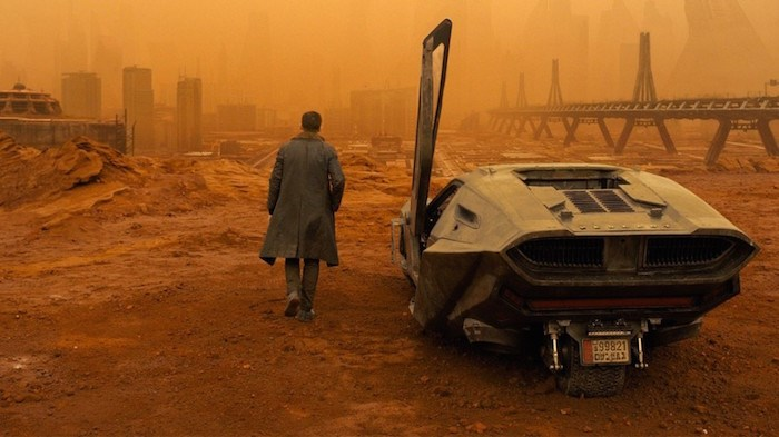 The big-budget sci-fi movie Blade Runner 2049 was produced by Vancouver-based Thunderbird Entertainment Group . Photo submitted.
