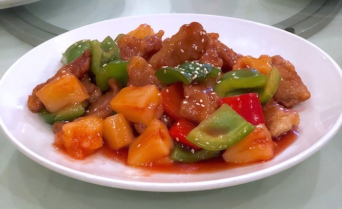 Sweet and Sour Pork at Hoi Tong (Lindsay William-Ross/Vancouver Is Awesome)