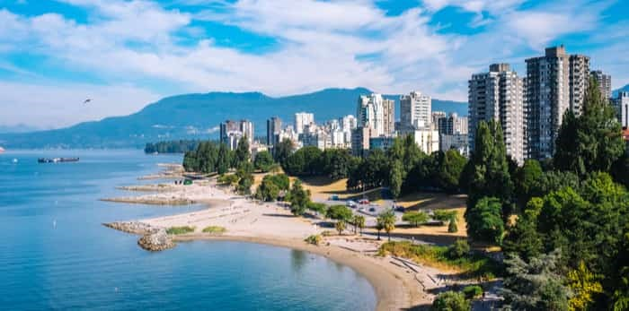 Vancouver in Canada / Shutterstock