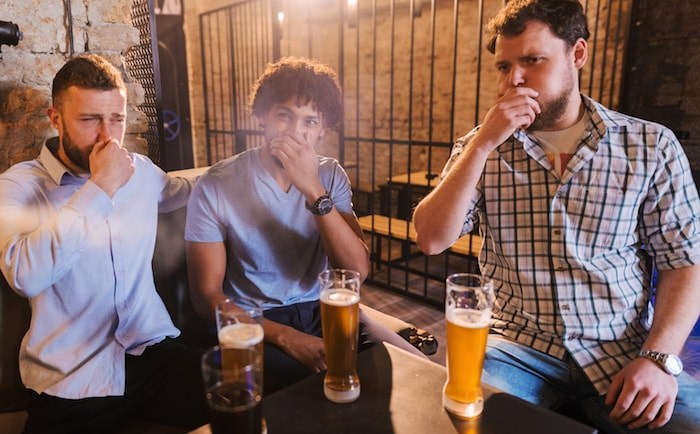 What's wrong with this beer? (Photo via iStock)