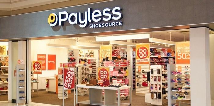 Payless Shoesource (dennizn / Shutterstock.com)