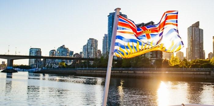 B.C. flag/Shutterstock
