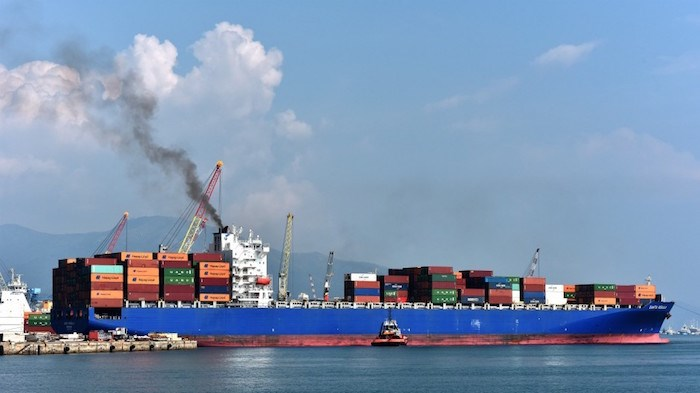 New pollution controls for international shipping to have wide-ranging impact on cost of transporting goods. Photo by Chung Chow.