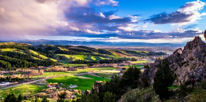 Montana is the United States' Big Sky Country (Shutterstock)
