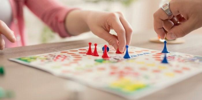 Board game/Shutterstock