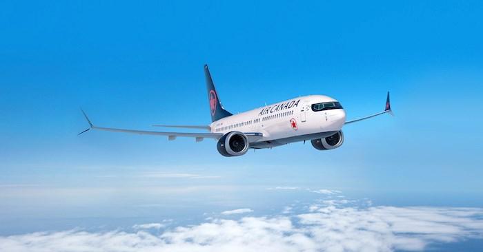 Photo: Air Canada /