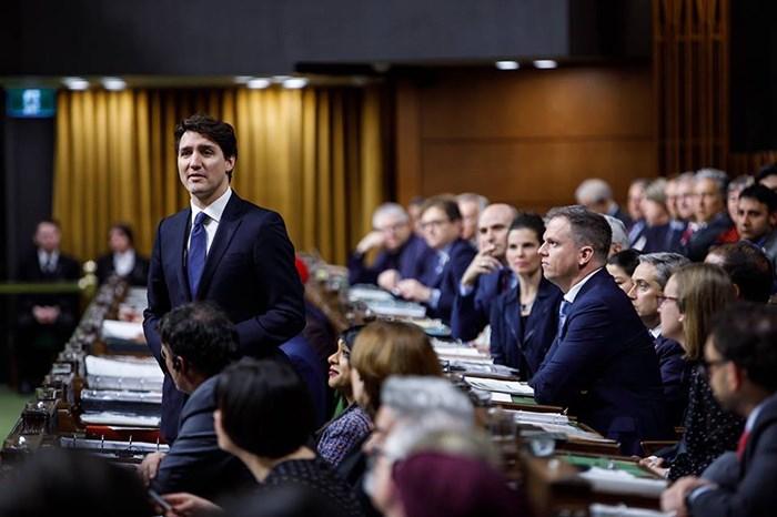 Justin Trudeau Facebook (Official)